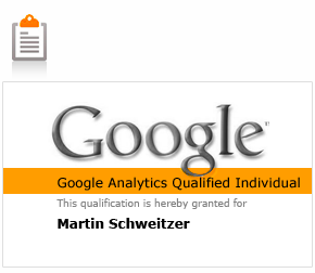 Online Marketing Erfolgskontrolle mit Google Analytics von infotrust in Berlin-Lankwitz